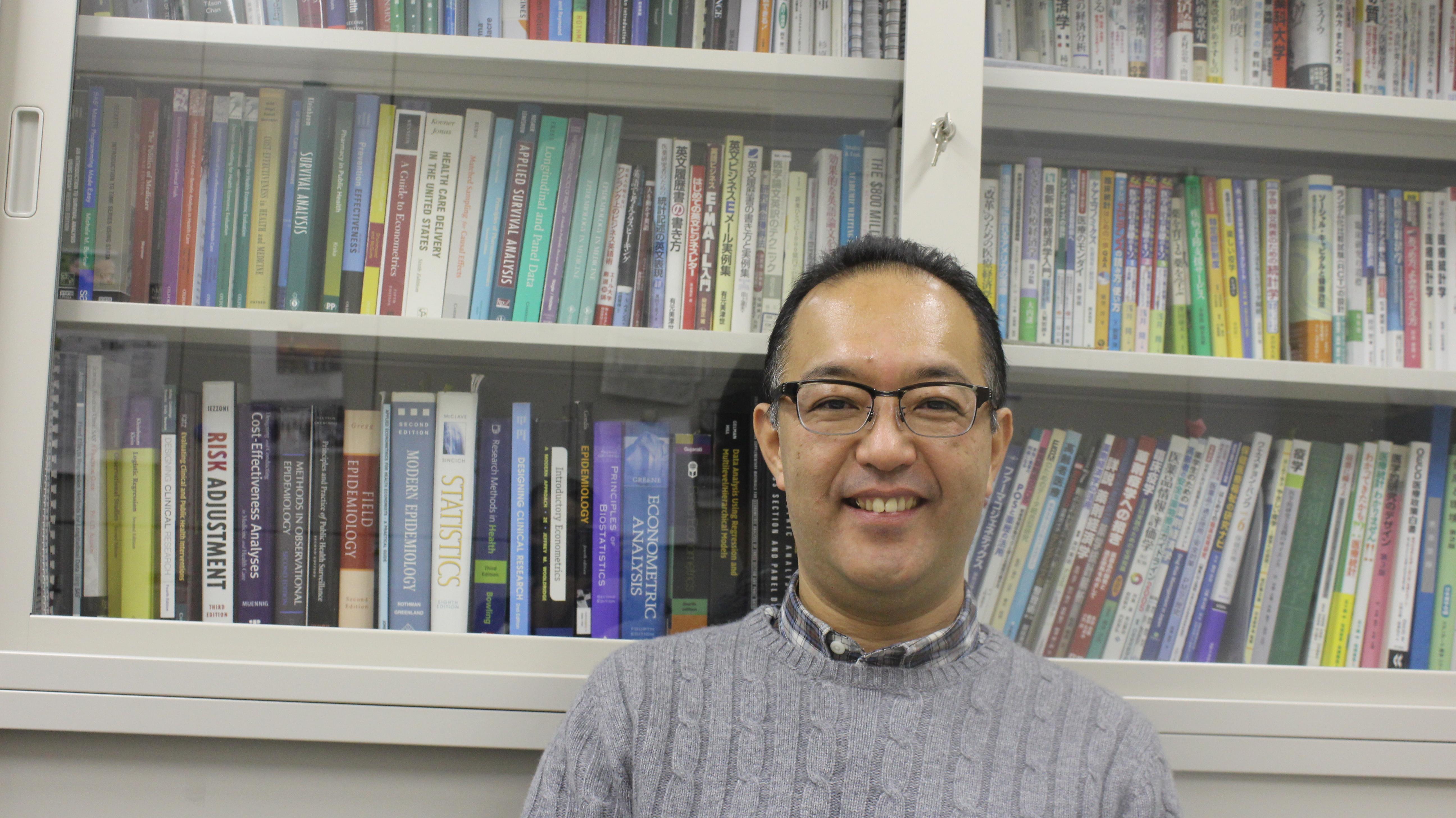 赤沢学先生